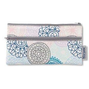 Reusable Wet Wipes Bag, Floral